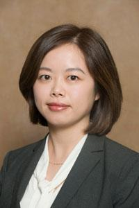 Photo of Betty Zhou